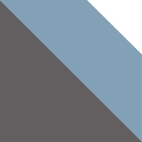 uni wolfarm szary / niebieski + biały