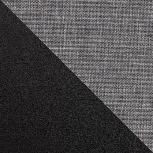 ekoskóra Soft 011 (czarna) + Lux 05