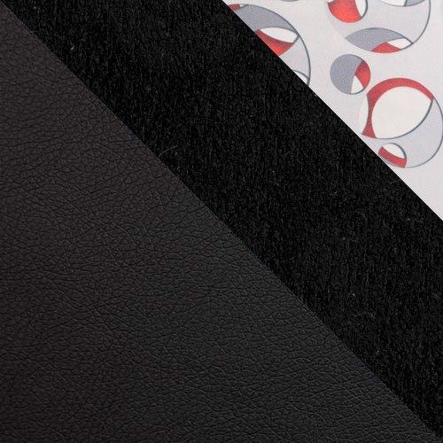 ekoskóra Soft 011 (czarna) + Alcala 14 + Neptun 05