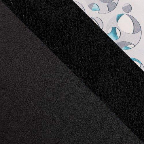 ekoskóra Soft 011 (czarna) + Alcala 14 + Neptun 03