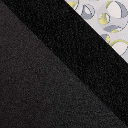 ekoskóra Soft 011 (czarna) + Alcala 14 + Neptun 01