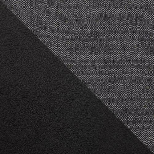 ekoskóra Soft 011 (czarna) + Porto 35