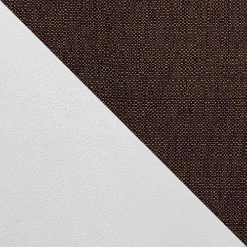 ekoskóra Soft 017 (biała) + Porto 27