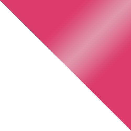 biały/różowy połysk
