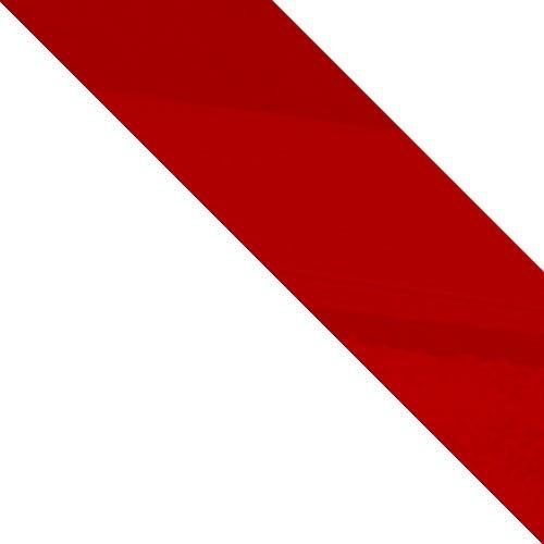 biały / czerwony połysk + biały połysk