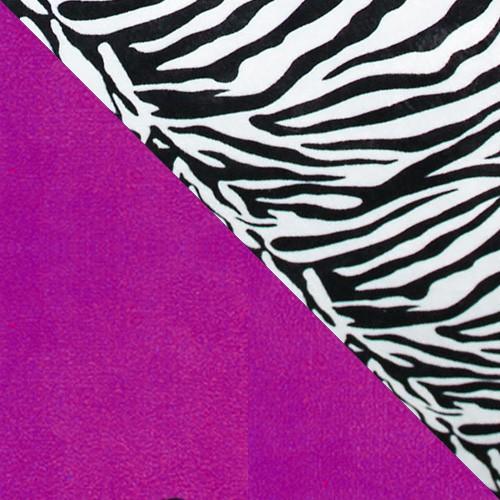 """suedine 35 + wzór """"zebra"""""""