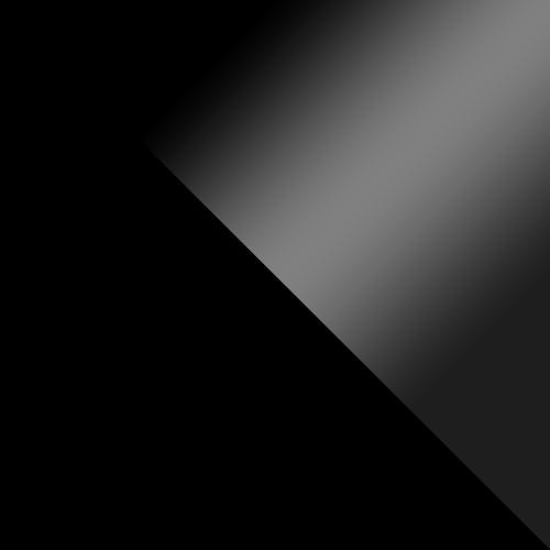 czarny / czarne szkło