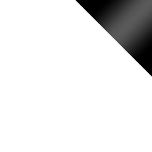 biały / biały + czarny połysk