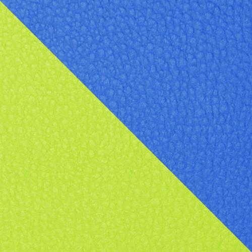 volleyball - limonkowy / niebieski