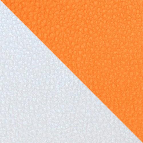 football - biały / pomarańczowy