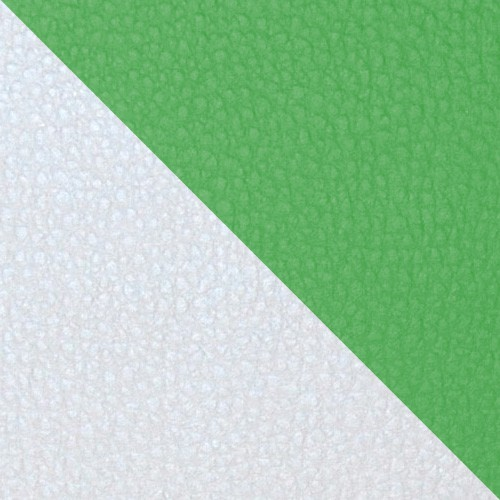 football - biały / zielony